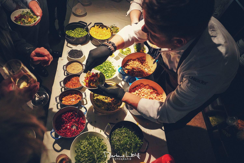 Mike Süsser Pokebowl Food Fellas