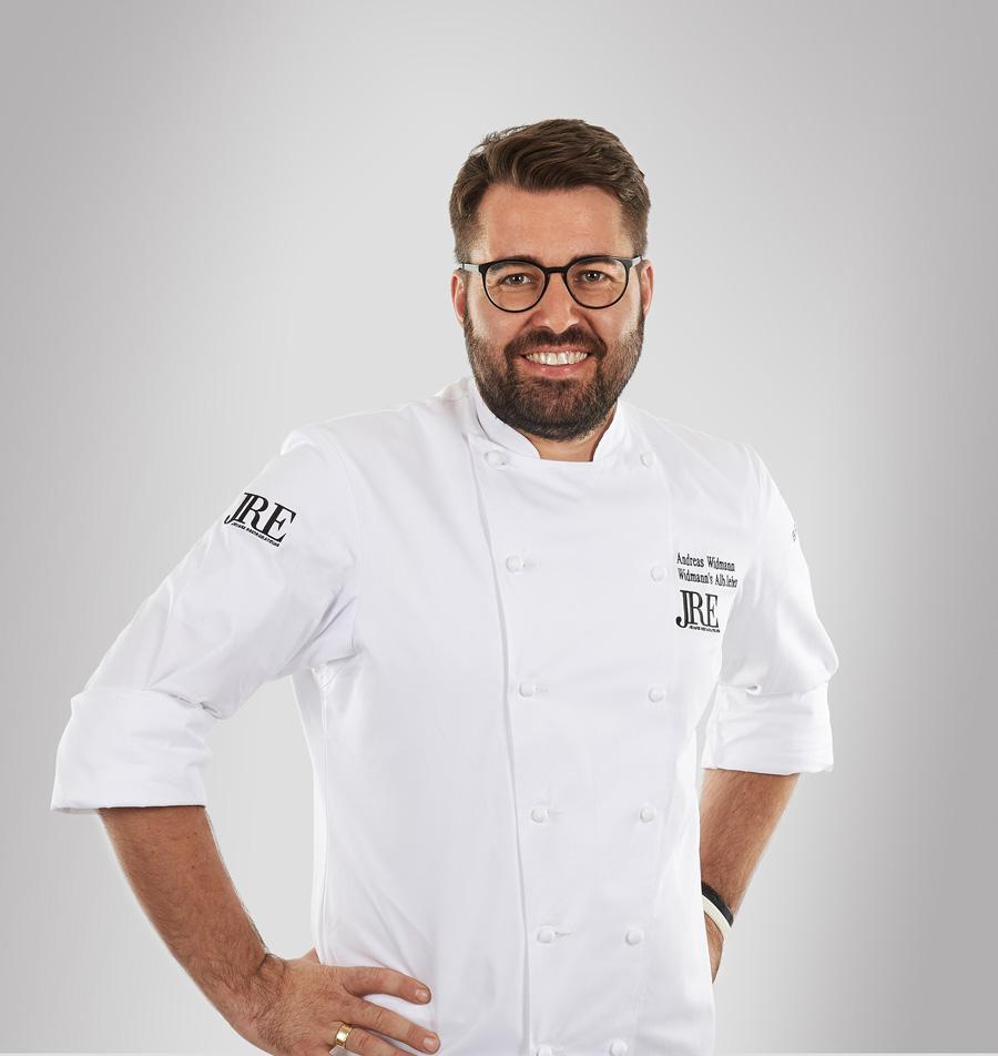 Jeunes Restaurateur Andi Widmann Restaurant Ursprung, Interview Food Fellas Magazine