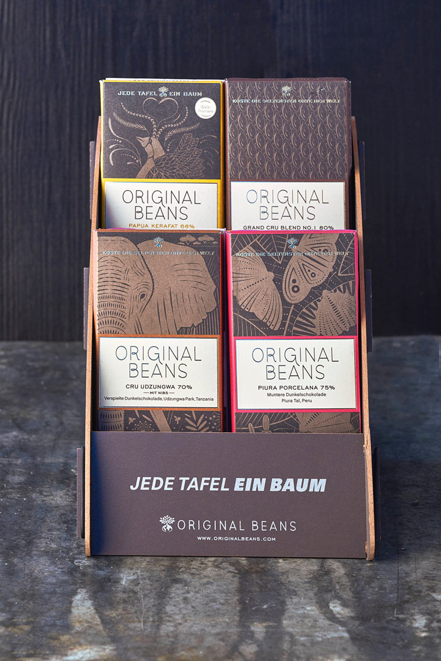 Original Beans Tafeln, Portrait und Interview Food Fellas