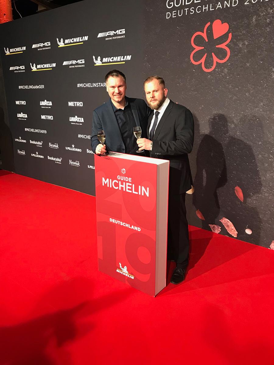 Michelin 2019 Restaurant, KochZIMMER Potsdam, Interview Food Fellas