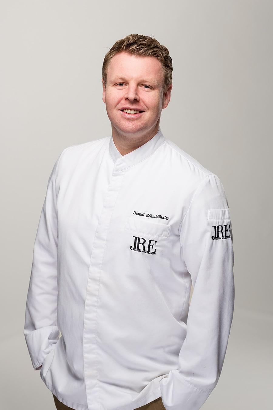 Jeunes Restaurateur JRE Daniel Schmidthaler