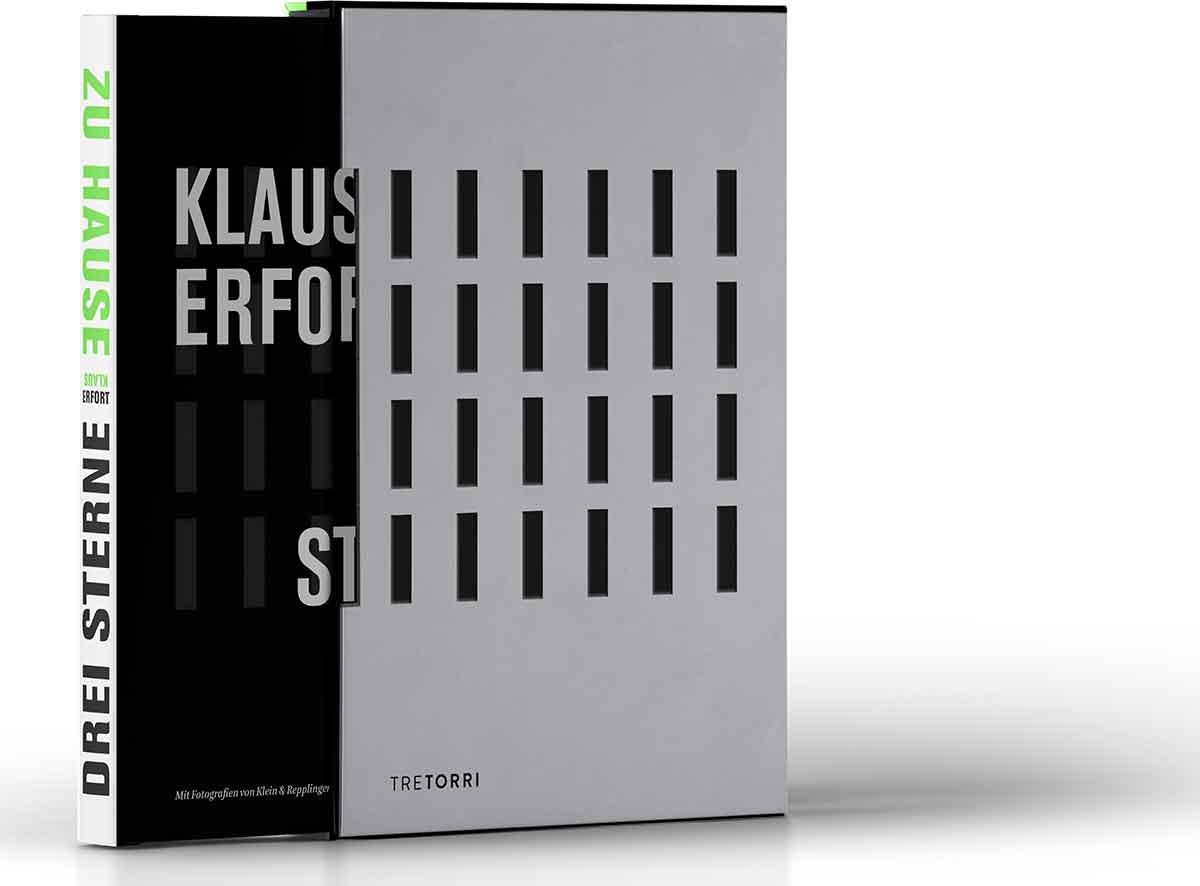 Buch Foto (c) DREI STERNE/ ZU HAUSE, Klaus Erfort, TreTorri