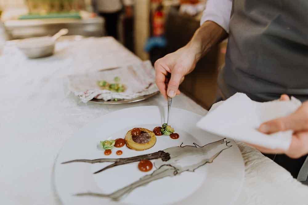 Gourmet Restaurant Rüssels Landhaus   Food Fellas