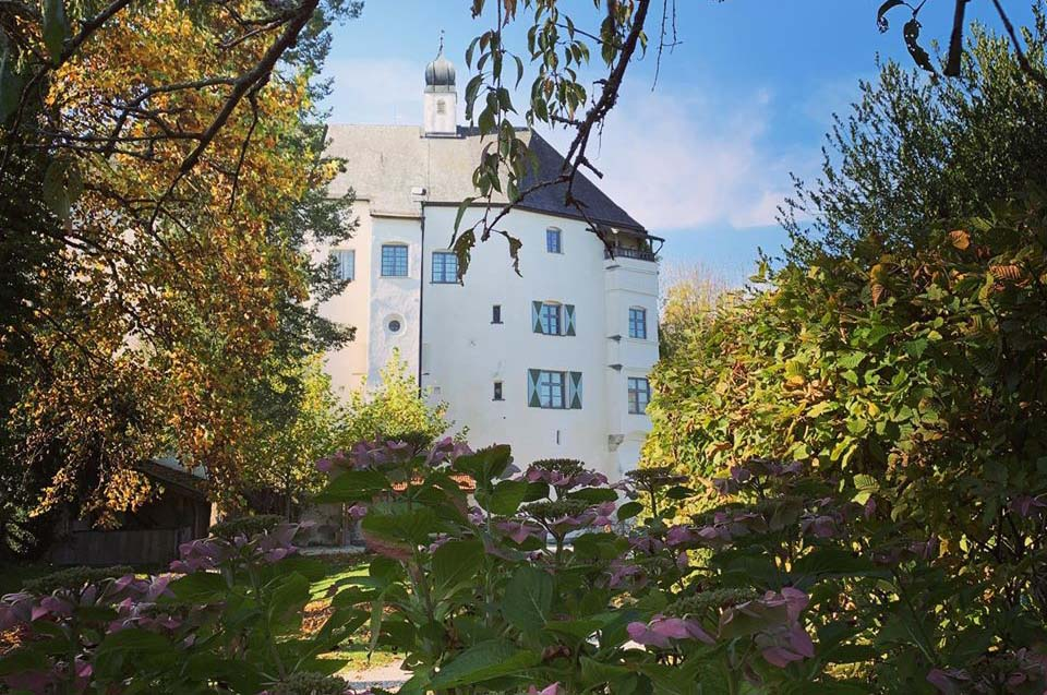 Schloss Amerang Oberbayern