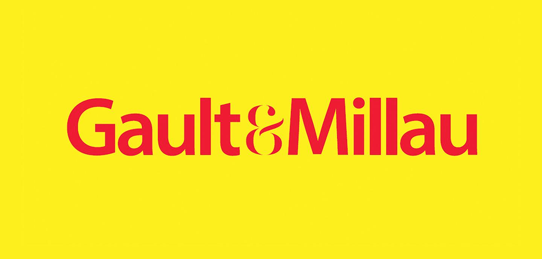 Logo Gault Millau / für Food Fellas Kritik 2021