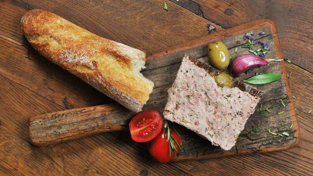 Baguettes und Pasteten Delisoeurs bei den Food Fellas