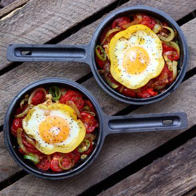 Ägg i paprika