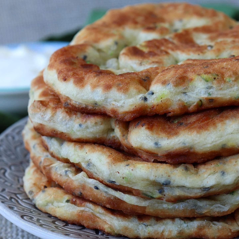 Kurdiskt bröd