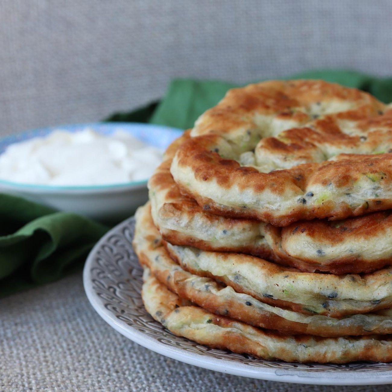 Nawsaji / Kurdiskt frukostbröd
