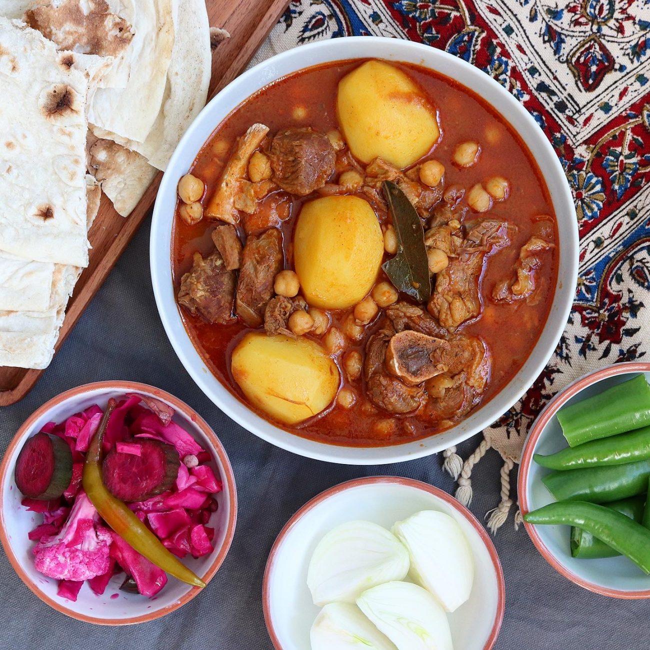 Kurdisk goshtaw soppa