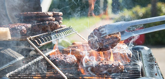 bbq foodhood grill
