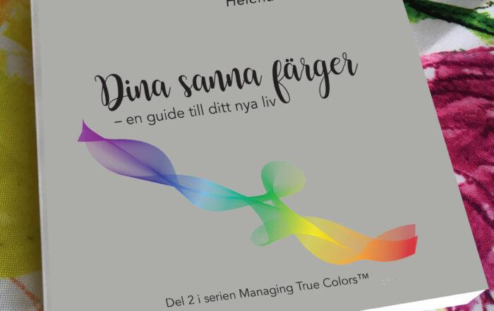 Boken Dina sanna färger - en guide till ditt nya liv