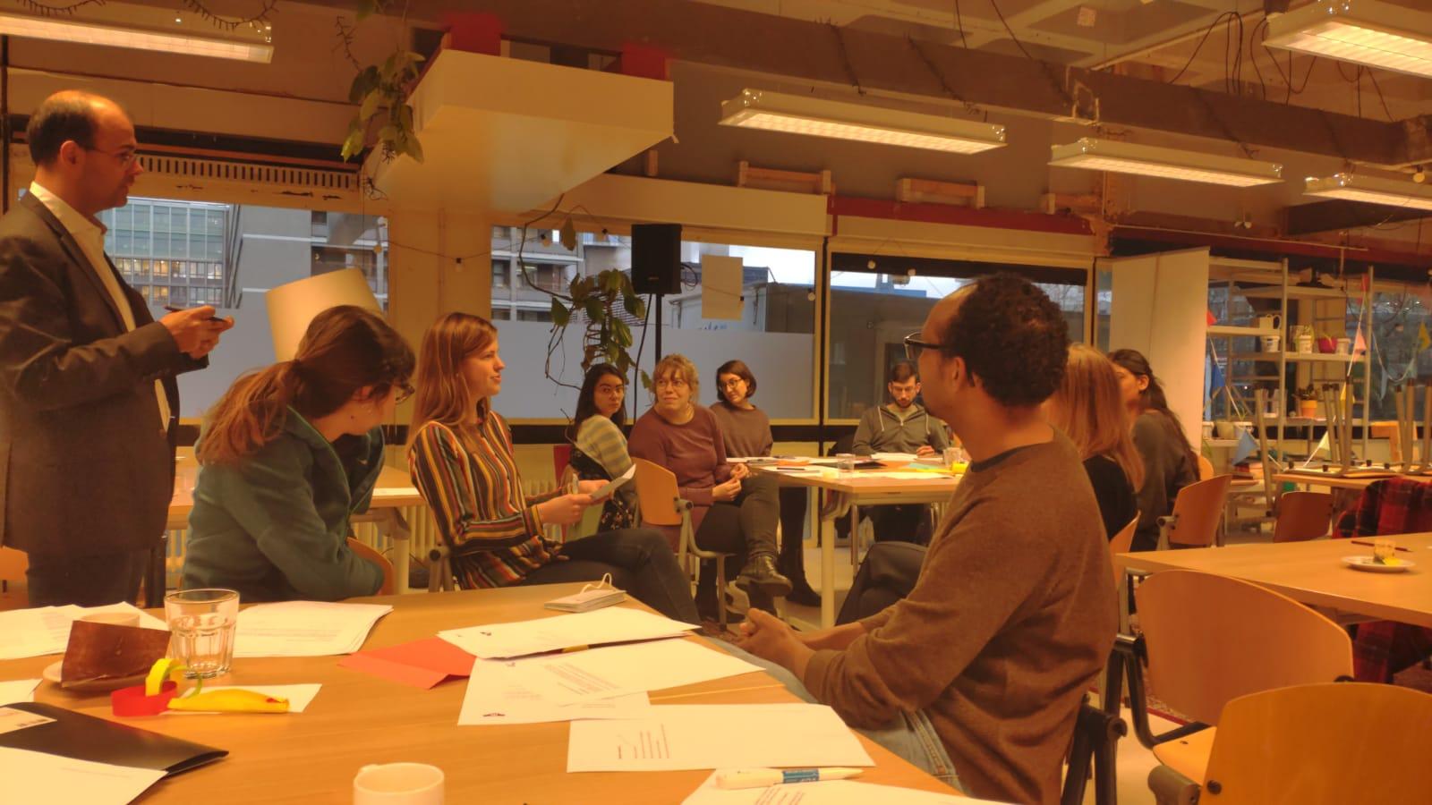 Conflict management by Daniël Schut from bHertz