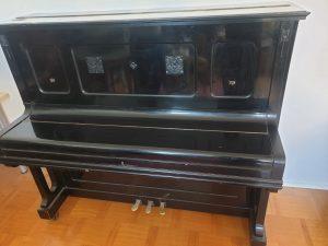 Förvaring piano