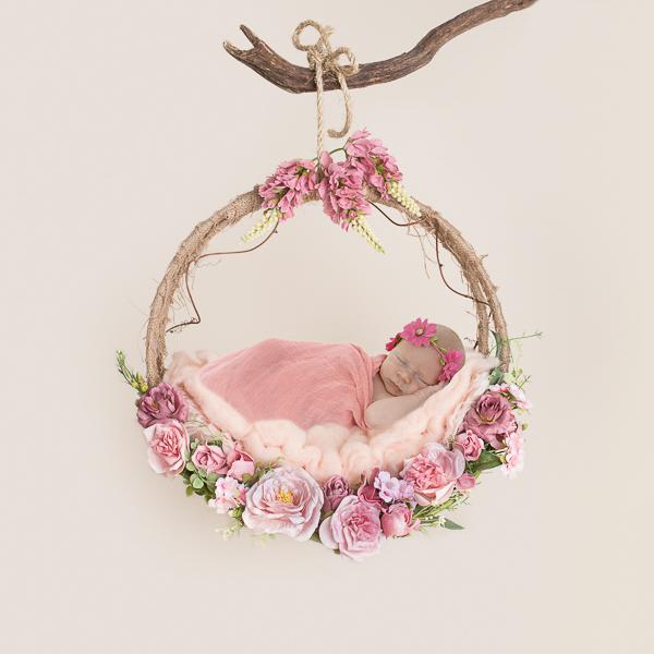 newbornfotografie, fotoshoot newborn baby