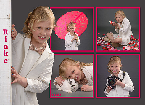 Communiefotografie in de studio