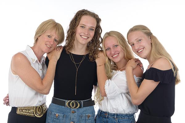 gezinsfoto studioreportage