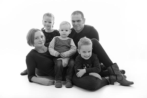 fotoshoot gezin Loenhout