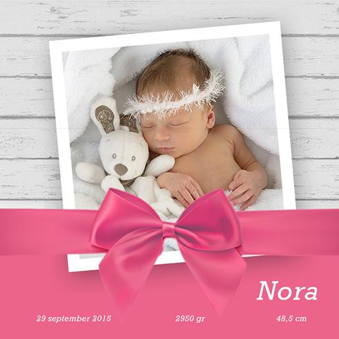 geboortekaartjes met foto voorbeelden