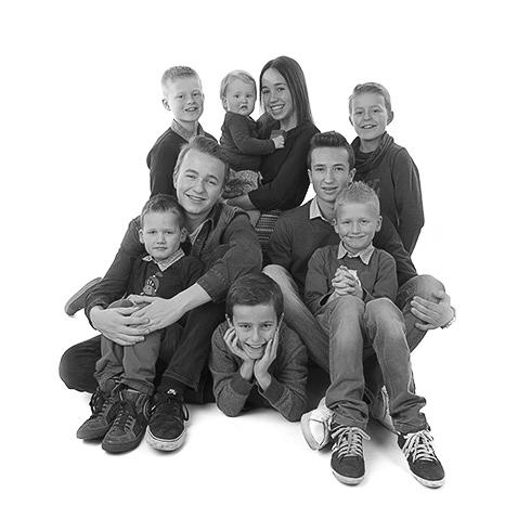 fotograaf familiefoto