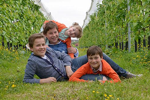 familiefotografie kinderen
