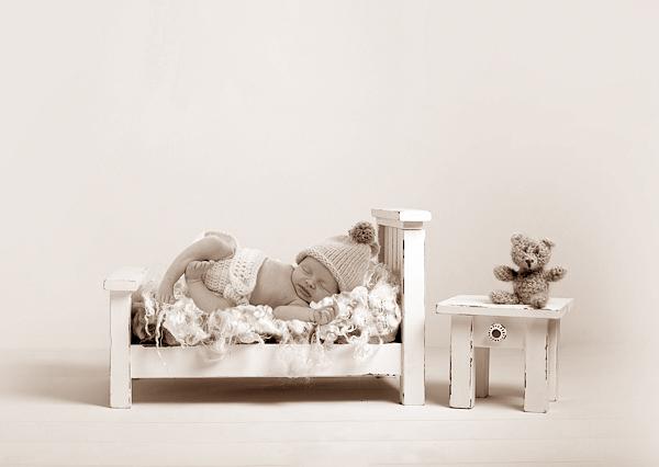 newborn fotografie jongen