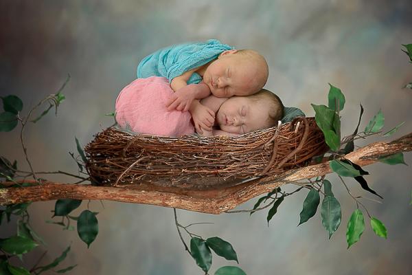 babyreportage tweeling