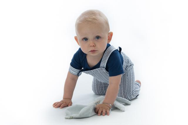 Verwonderlijk Fotoshoot kind 1 jaar: een speelse studioreportage van uw kinderen MO-19