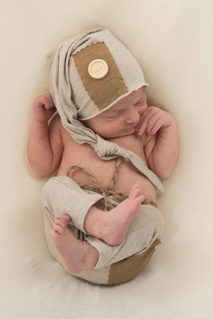 babyfotograaf pasgeborene