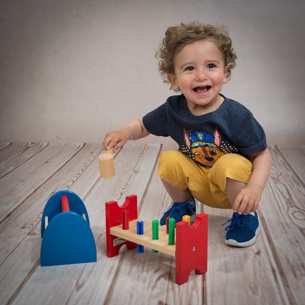 studiofotografie kind 2 jaar