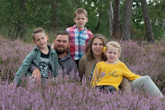 familiefotografie park