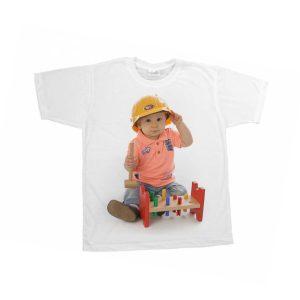t-shirt kind met foto