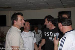 Het 9e Bitterballen Tennistoernooi 2009 met een gezellig feestje tot in de vroege ochtend
