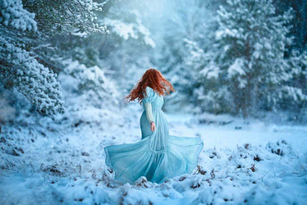 Olivia snow queen Fotograf Maria Lindberg-2