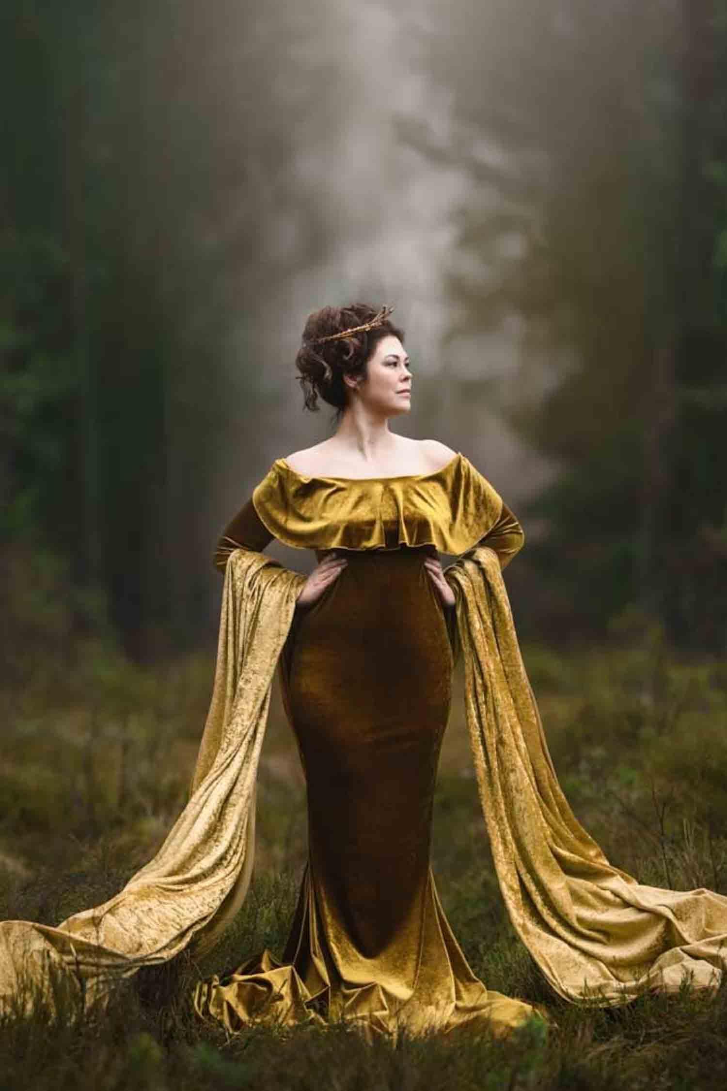 Drottning Ida beskuren Fotograf Maria Lindberg