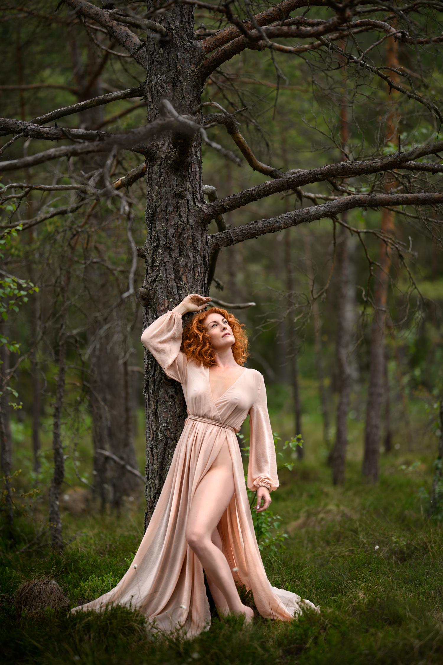Boudoir Fotograf Maria Lindberg