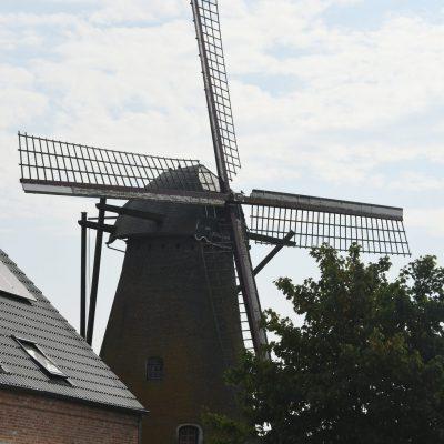 Heimolen (Meerle) Langs polpulaire smokkelpaadjes in Hoogstraten