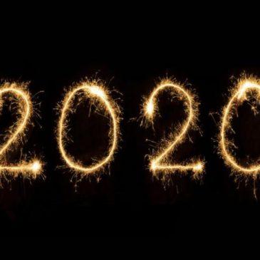 Overzicht evenementen 2020