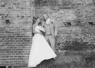 bruidsfotografie Den Bosch kasteel door fotostudio Difa Den Bosch