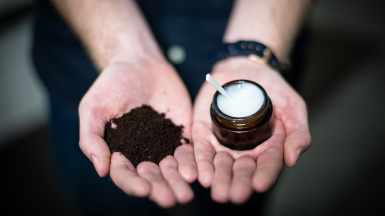 Sustainable Oils From Coffee