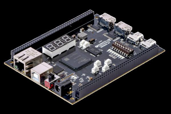NUMATO Mimas A7 Gigabit RGMII Ethernet
