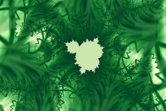 Organic Mandelbrot