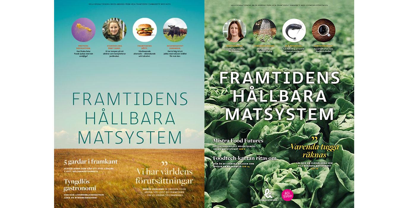 Framtidens hållbara matsystem