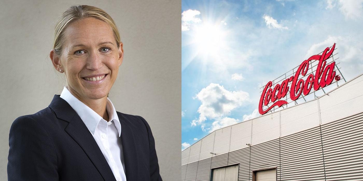 Coca-Colas produktionsanläggning i Jordbro