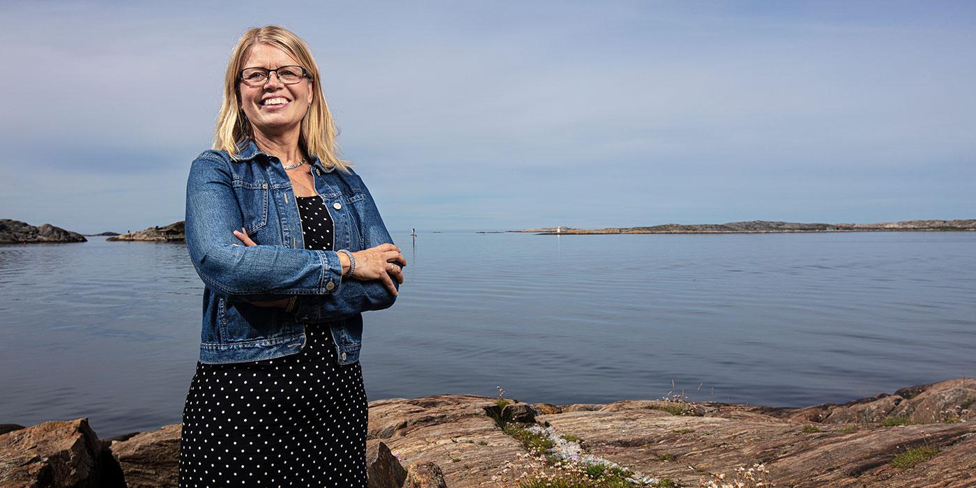 Lillemor Lindberg, Blå mat, Innovatum