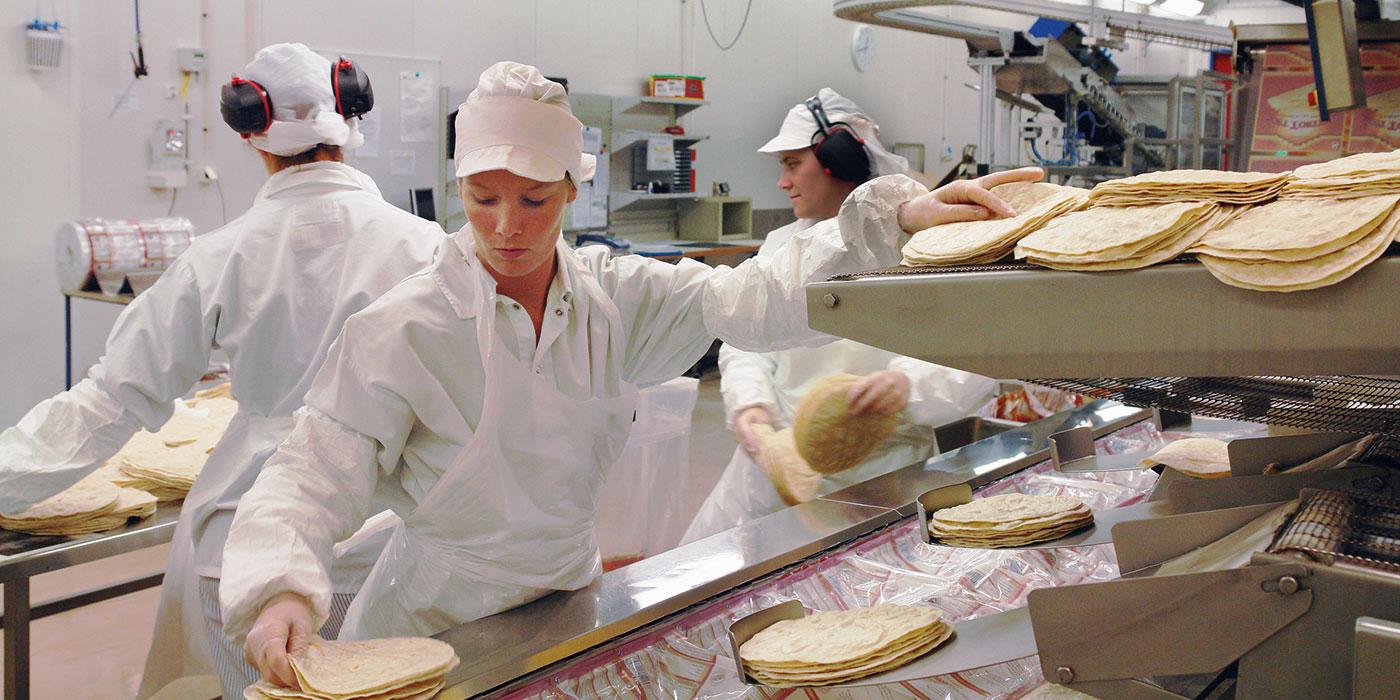 Tortillafabrik, Paulig