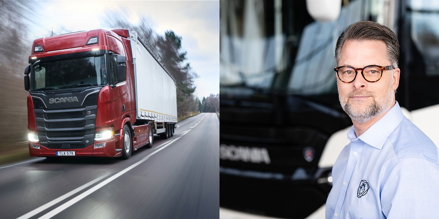 Scania, Henrik Dahlsson