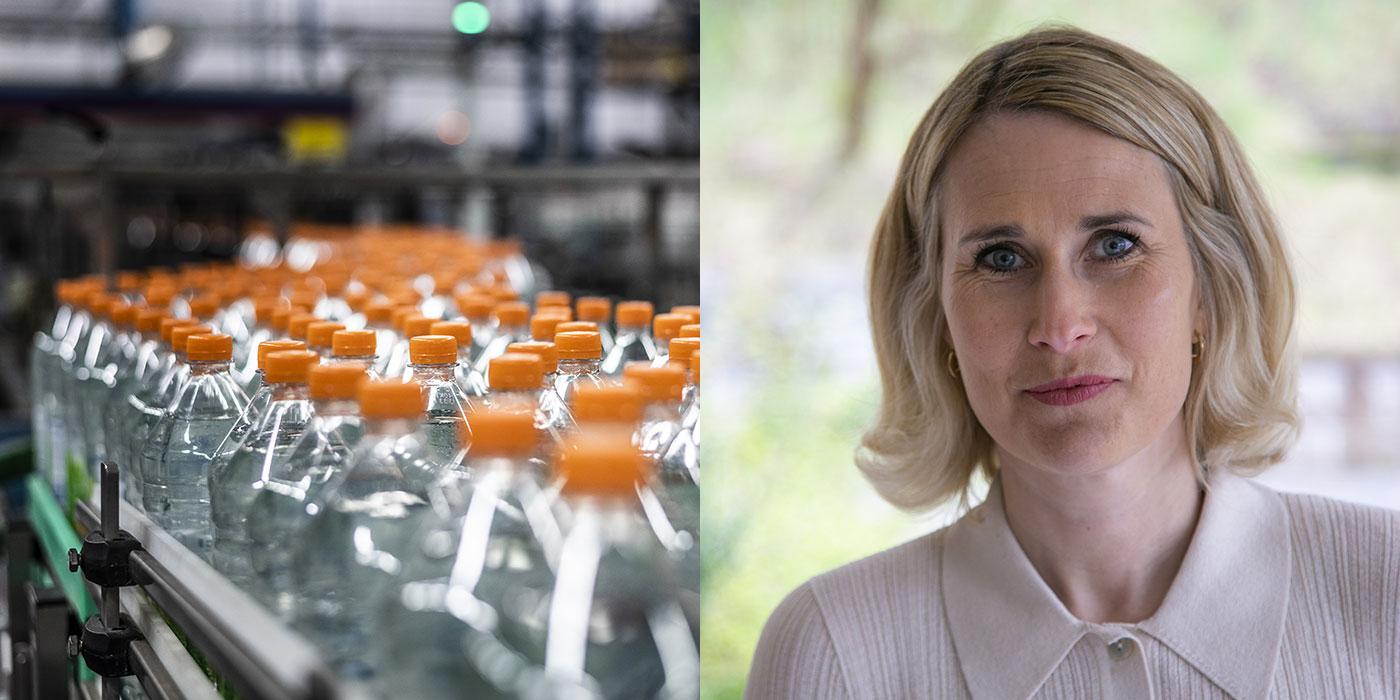 Spendrups, Anna Lidström