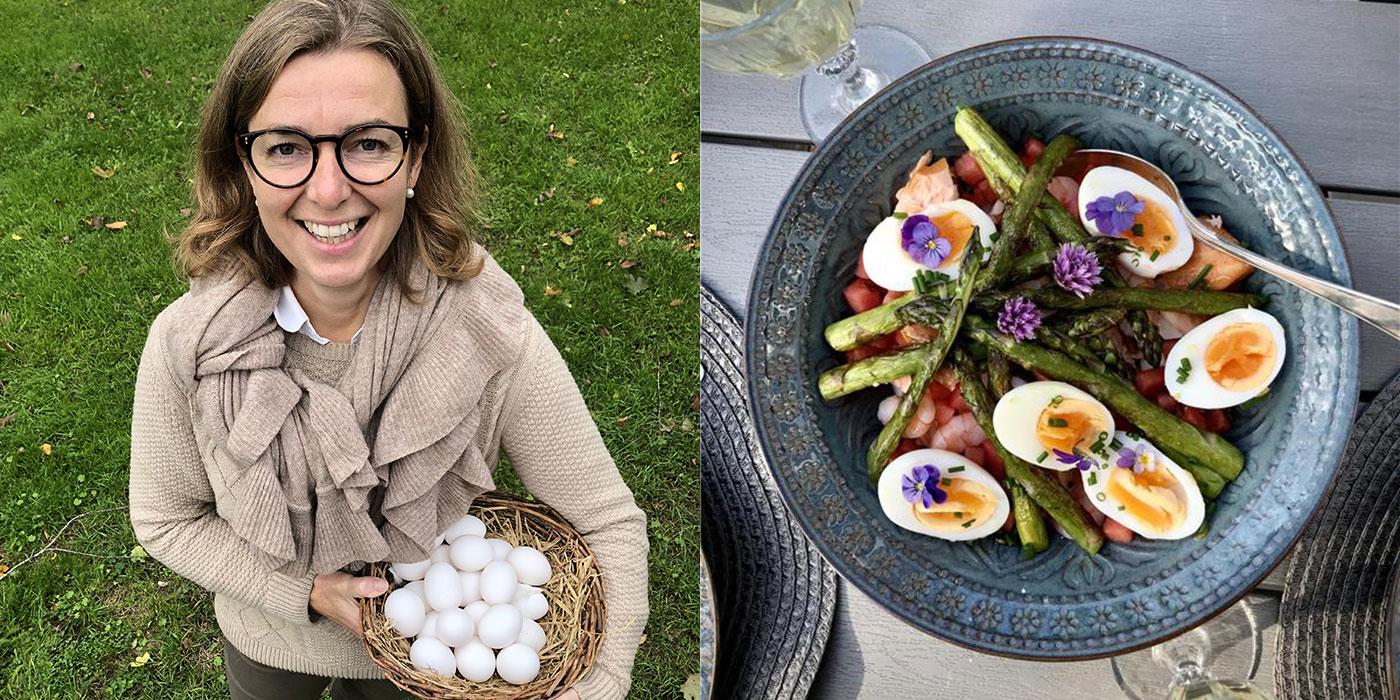 Marie Lönneskog Hogstadius, Svenska Ägg