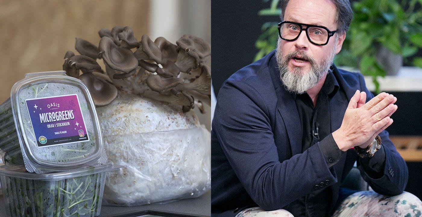 Sweden Foodtech, Johan Jörgensen